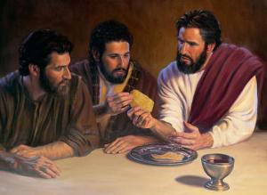 ¿Murio Jesús el 14 de nisan? Tres1